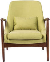 Baxton Studios Carter Upholstered Accent Chair