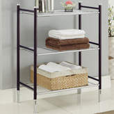 "OIA Duplex 24"" x 33.25"" Bathroom Shelf"