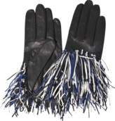 Agnelle Véronique Leroy Fringe Gloves