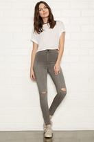 Forever 21 High-Rise Super Skinny Jeans