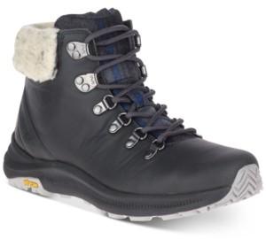 Merrell Women's Ontario X Sk Wool Winter Boots Women's Shoes