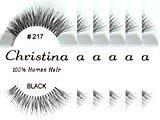Christina 6packs Eyelashes - 217