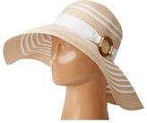 Lauren Ralph Lauren Bright Natural Sun Hat Caps