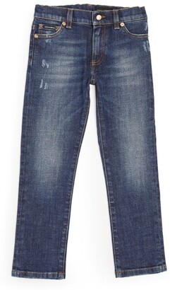 Dolce & Gabbana Kids Distressed Jeans (8-12 Years)