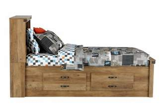 Amity Underbed Storage Drawer Millwood Pines Size: Full
