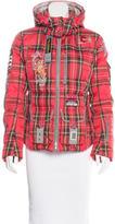 Bogner Embellished Down Jacket
