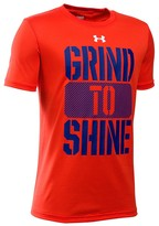 Under Armour Boys' Grind to Shine Tech Tee - Sizes S-XL