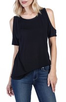 Paige Women's Tamsin Cold Shoulder Tee
