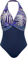 Figleaves Underwired Twist Front Swimsuit