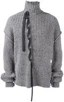 Damir Doma 'Kierkegaard' jumper - men - Polyamide/Cashmere/Wool - M