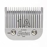 Oster Detachable Blade Size 1A Fits Classic 76, Octane, Model One, Model 10, Outlaw Clippers