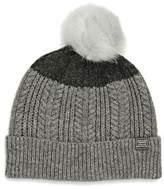 Joules Beanies Bobble Hat - Grey Marl