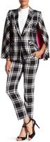 Trina Turk Aubree 2 Plaid Pants