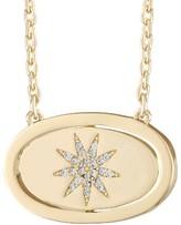 Lulu DK Women's Crystal Pendant Necklace