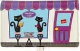 Vendula London Women's Cafe Fit All Medium Wallet - Whit