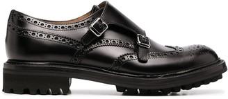 Church's Low-Heel Monk Shoes