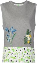 Stella McCartney sleeveless sweatshirt