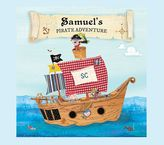 Pottery Barn Kids Pirate Personalized Book