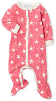 Coccoli Newborn/Infant Girls) Big Star Footie