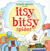 Simon & Schuster Itsy Bitsy Spider By Richard Egielski