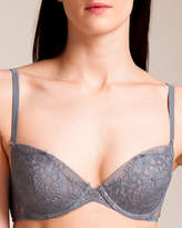 I.D. Sarrieri 50 Shades of Grey Molded Push-Up Bra