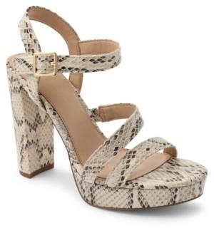 BCBGeneration Onnila Platform Dress Sandals Women's Shoes