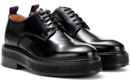 Eytys Kingston leather Derby shoes