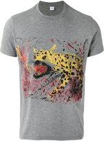 Aspesi wild print T-shirt - men - Cotton/Polyester - L