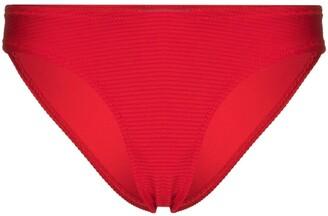 Heidi Klein Sardinia ribbed bikini bottoms