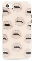 Rebecca Minkoff Double Up Iphone 7 & 7 Plus Case - Metallic