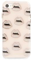 Rebecca Minkoff Double Up Iphone Case - Metallic