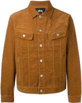 Stussy corduroy jacket - men - Cotton - L