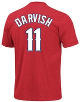 Majestic Kids' Short-Sleeve Yu Darvish Texas Rangers Player T-Shirt