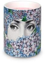 Fornasetti Ortensia large scented candle 900g