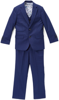 Isaac Mizrahi Blue Three-Piece Suit - Boys