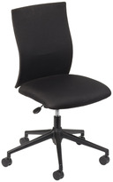 Container Store Black Kaja Office Chair