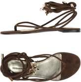DSQUARED2 Toe strap sandals - Item 11069000