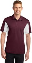 Sport-Tek Men's Side Blocked Micropique Sport Wick Polo 4XL