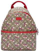 Gucci Children's GG ducks backpack