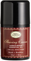 The Art of Shaving Pump Shaving Cream with Sandalwood Essential Oil