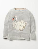 Boden Fairytale Sequin T-shirt
