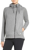 Nike Women's 'Modern' Double Breasted Hoodie