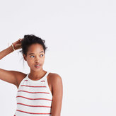Madewell Timeoff Tank Top in Shawn Stripe