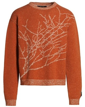 Reese Cooper Branches Knit Sweater