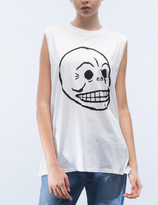 Cheap Monday Skull Grip Tank