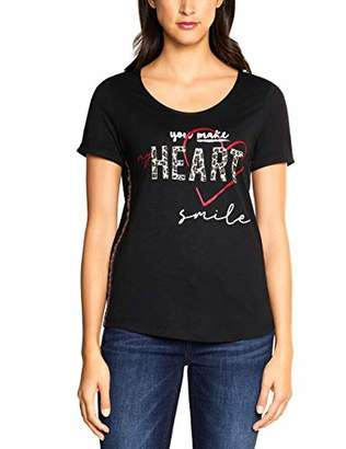 Street One Women's 3145 T-Shirt,14 (Size: )