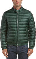 Moncler Garin Quilted Down Bomber Jacket