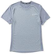 Nike Dry Miler Running Short-Sleeve Top
