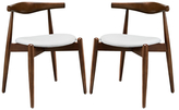 Modway Stalwart Dining Side Chairs (Set of 2)