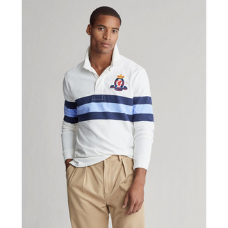 Ralph Lauren Classic Fit Striped Rugby